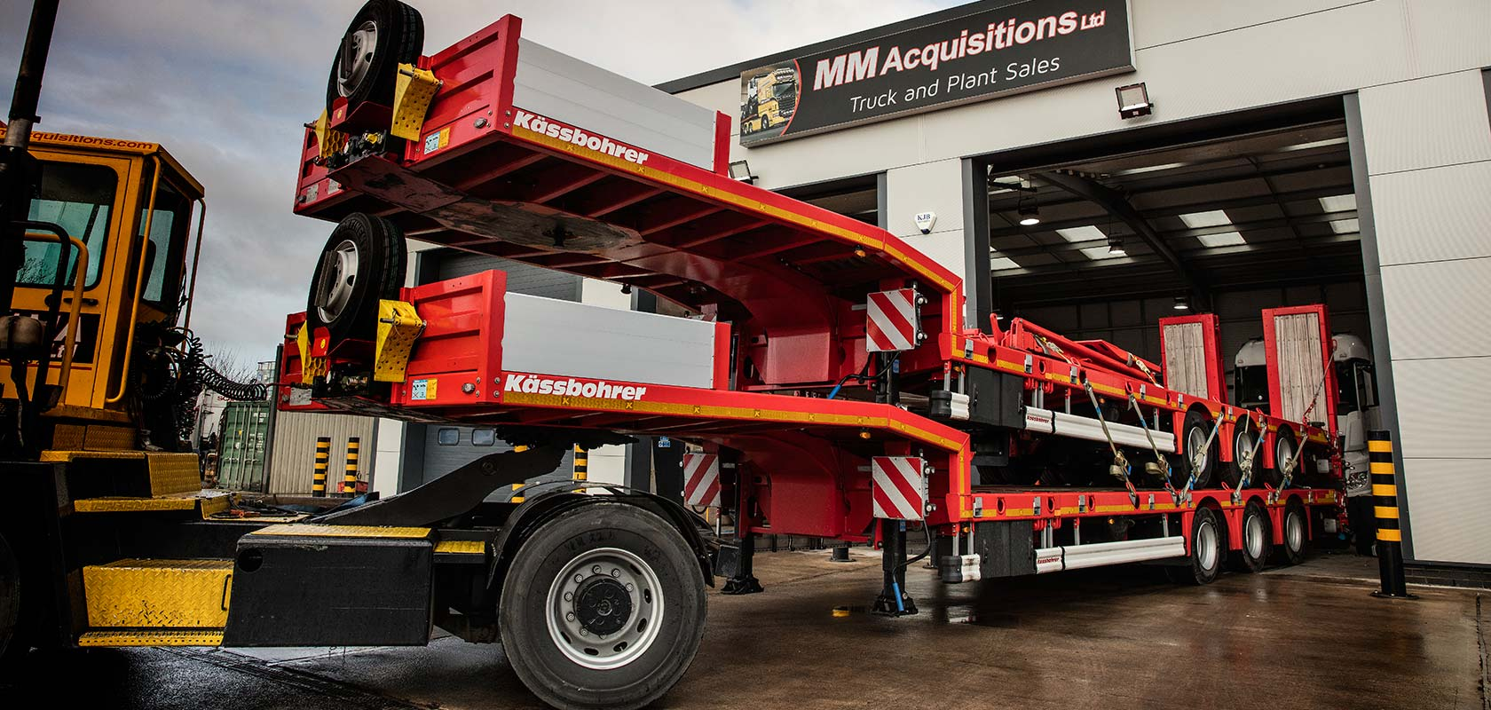 M M Acquisitions Ltd